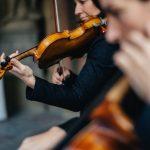svatební hudba, hudba na svatbu, svatební kvarteto