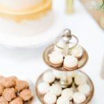 sweet bar, sladký koutek na svatbu