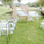 svatební obřad, rustikální svatba, svatba ve stodole, svatba na statku, country vintage