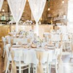 svatební hostina, rustikální svatba, svatba ve stodole, svatba na statku, country vintage