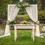 slavobrána na svatbu