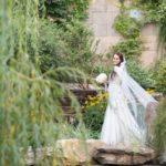 nevěsta, svatební den