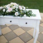 svatební stolek