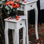 stolek na svatbu k zapůjčení
