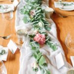 svatební design, svatební stůl dekorace