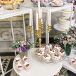 sladký koutek na svatbu